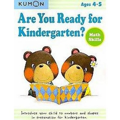 Are You Ready for Kindergarten? ( Are You Ready for Kindergarten?) (Reprint) (Paperback) by Eno Sarris