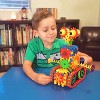 The Learning Journey Techno Gears STEM Construction Set Dizzy Droid 60+ pcs - image 3 of 4