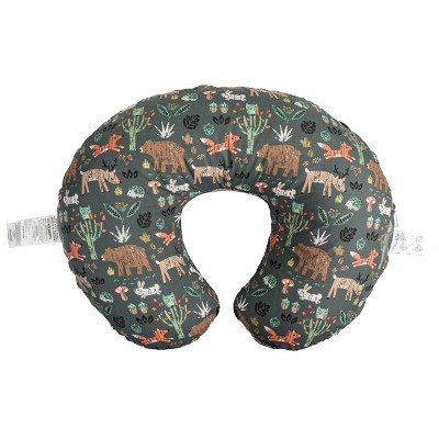 Boppy Original Feeding and Infant Support Pillow - Green Forest Animals