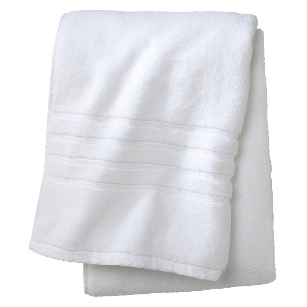 Luxury Bath Towel True White Fieldcrest 174