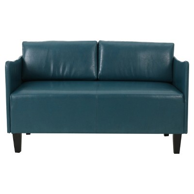 Nyx Upholstered Loveseat - Christopher Knight Home