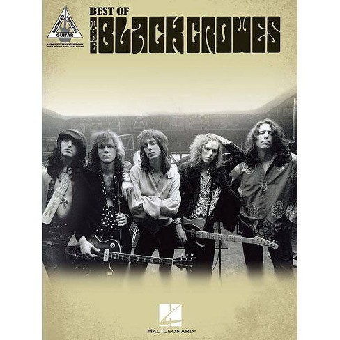 Best of the Black Crowes - (Paperback) - image 1 of 1