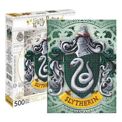 NMR Distribution Harry Potter Slytherin Logo 500 Piece Jigsaw Puzzle
