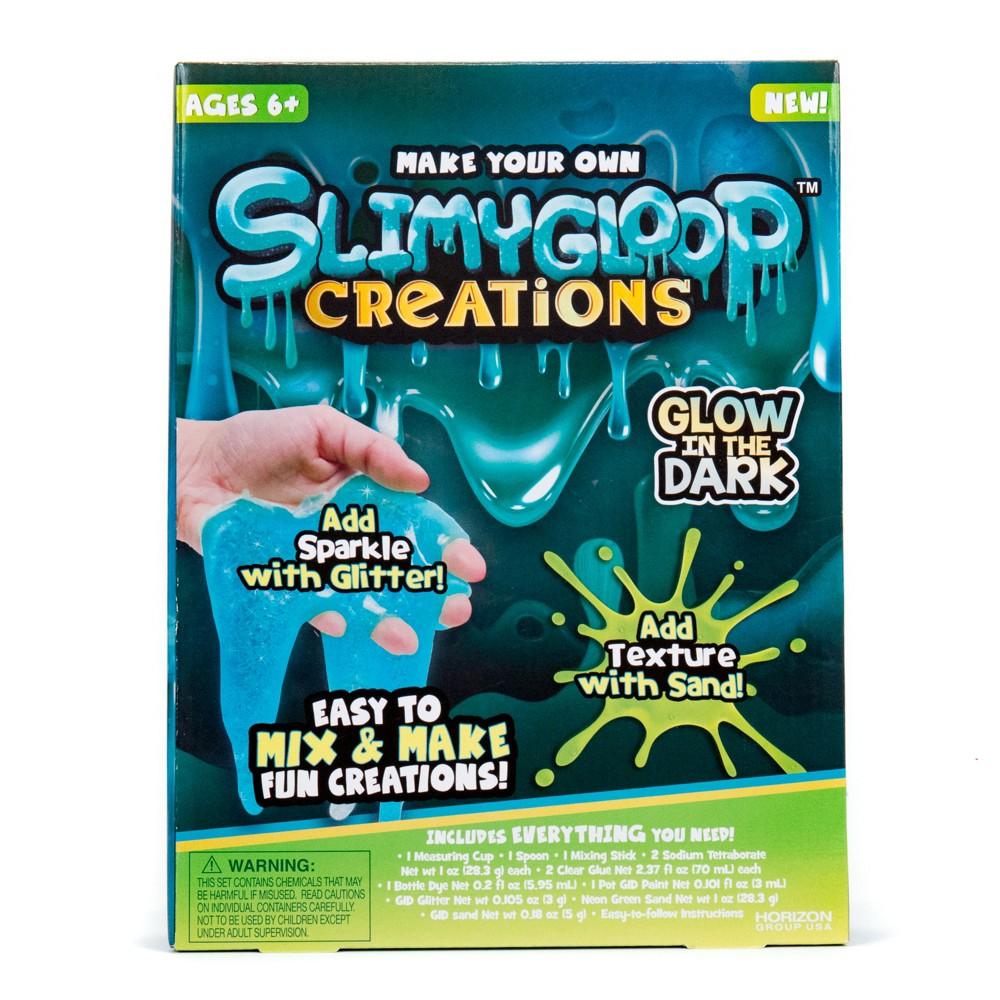 Slimygloop Kit - Glow in the Dark