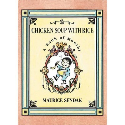 Chicken Soup with Rice Board Book - by Maurice Sendak (Board_book)