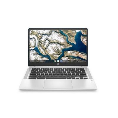 "HP 14"" Chromebook Laptop with Chrome OS - Intel Processor - 4GB RAM - 32GB Flash Storage - Teal (14a-na0012tg)"