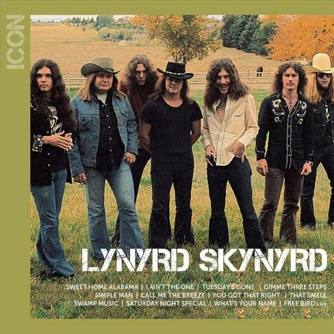 Lynyrd Skynyrd - Icon (CD) - image 1 of 1