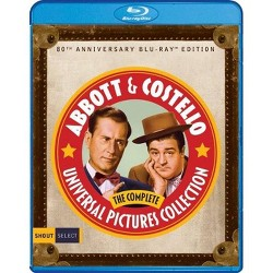 Abbott & Costello: The Complete Universal Pictures Collection (Blu-ray)