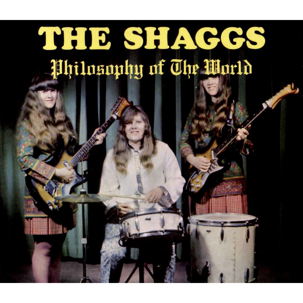 Shaggs - Philosophy Of The World (CD)