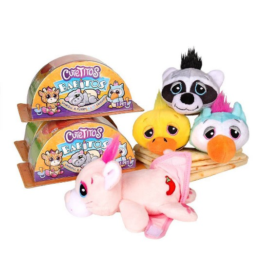 Cutetitos Babitos Plush Blind Box image number null