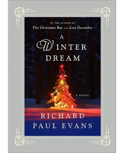 The Winter Dream (Hardcover) by Richard Paul Evans - image 1 of 1