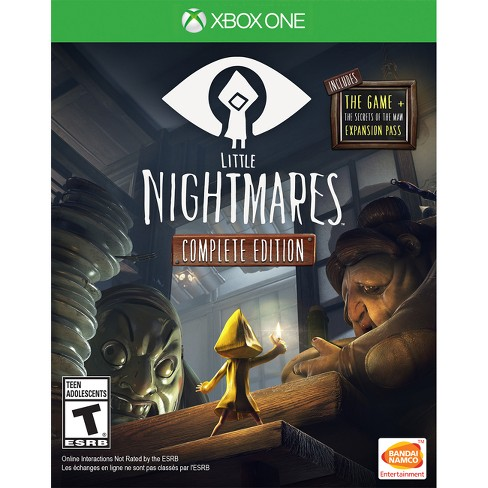 Little Nightmares Complete Edition - Xbox One - image 1 of 4