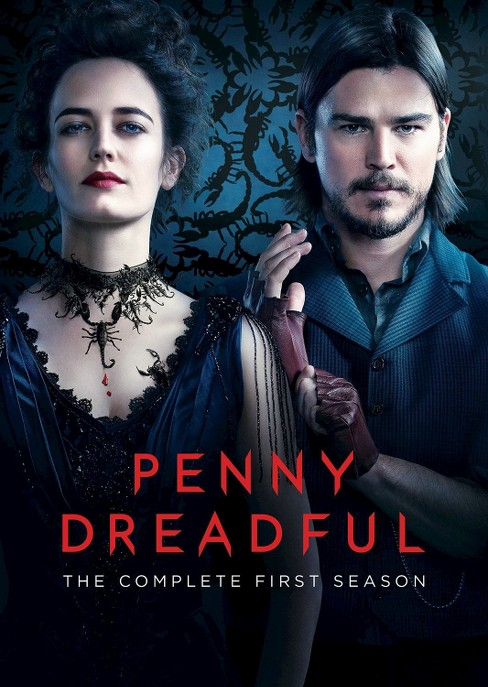 Penny Dreadful: The Complete First Season (3 Discs) (dvd_video) - image 1 of 1