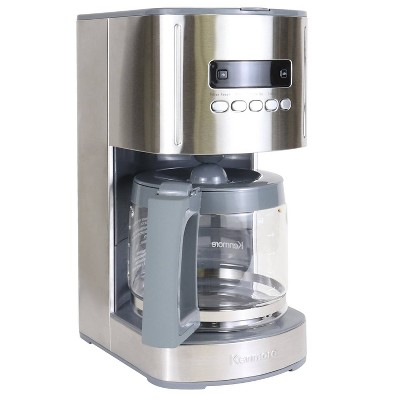 Kenmore Coffeemaker stainless
