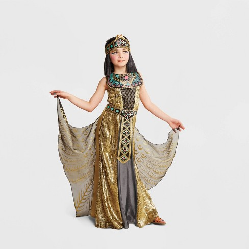 Girls' Cleopatra Halloween Costume - Hyde & EEK! Boutique™ - image 1 of 4