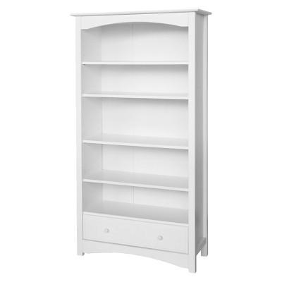 davinci mdb bookcase target - White Bookshelves