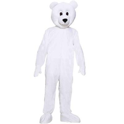 Forum Novelties Norm the Nordic Bear Mascot Adult Costume