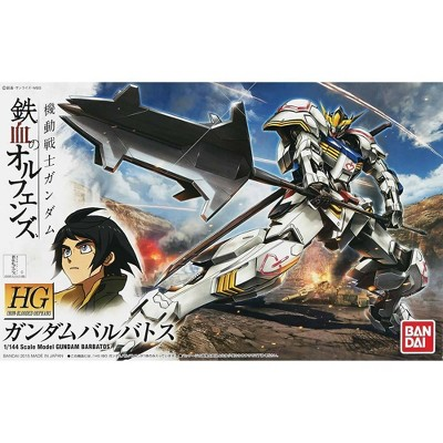 Bandai Hobby Iron-Blooded Orphans IBO Gundam Barbatos HG 1/144 Model Kit