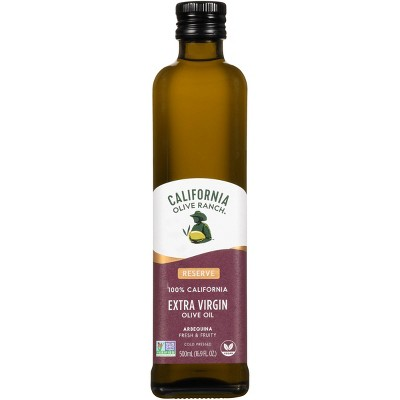 California Olive Ranch Reserve Arbequina Extra Virgin Olive Oil -16.9oz