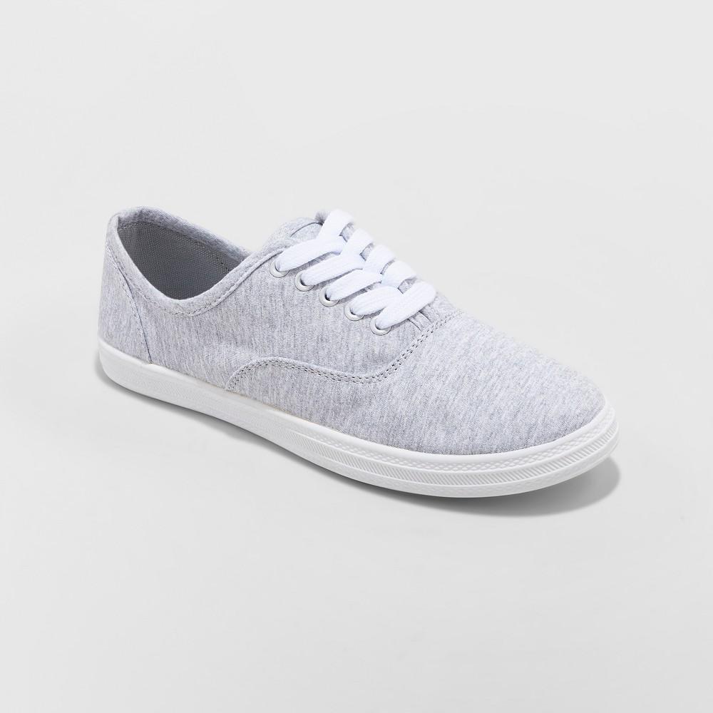 Women's Emilee Sneakers - Wild Fable Gray 12