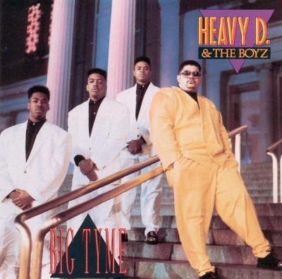 Heavy D - Big Tyme (CD)