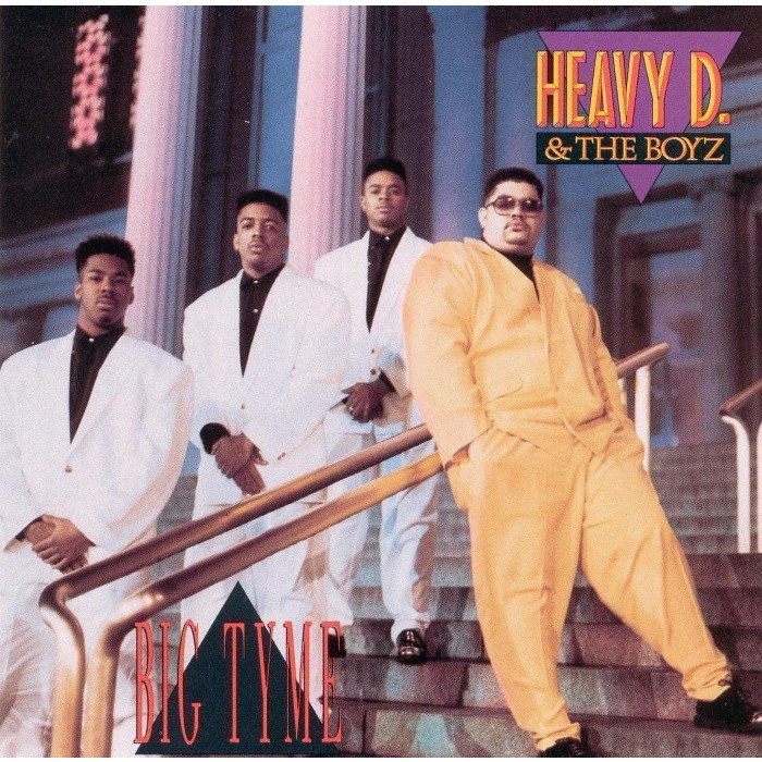 Heavy D - Big Tyme (CD) - image 1 of 1