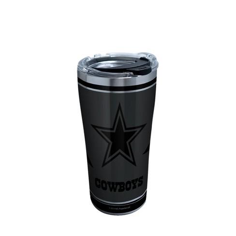 NFL Dallas Cowboys Tervis Stainless Tumbler Blackout - 20oz - image 1 of 2