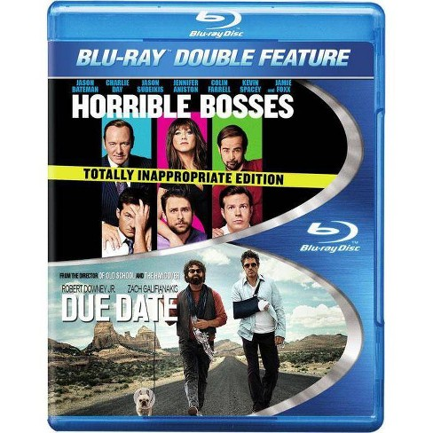 Horrible Bosses / Due Date (Blu-ray) - image 1 of 1
