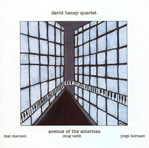 David Haney - Avenue Of The Americas (CD) - image 1 of 1