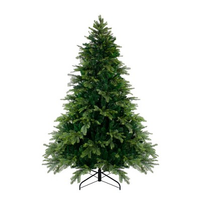 Northlight 6.5' Woodcrest Pine Artificial Christmas Tree - Unlit
