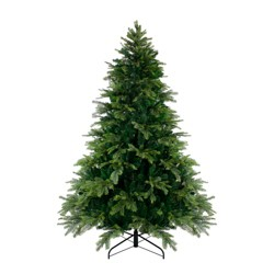 Northlight 7.5' Woodcrest Pine Artificial Christmas Tree - Unlit