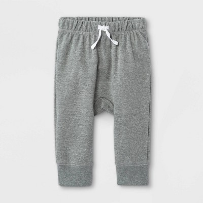 Baby Harem Jogger Pants - Cat & Jack™ Gray 3-6M