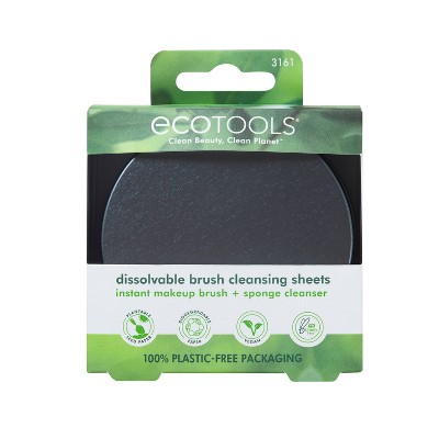 EcoTools Cleansing Flakes Brush Cleaner