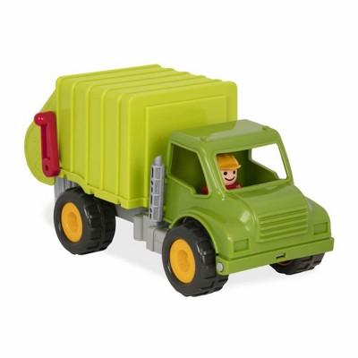Battat Plastic Garbage Truck
