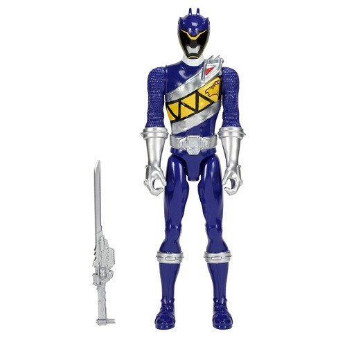 Power Rangers Dino Charge 12 Inch Figures Blue Ranger - image 1 of 2