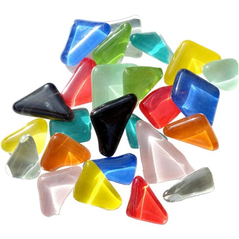 Mosaic Mercantile Crystal Angles, Assorted Colors, 1 Pounds - image 1 of 1