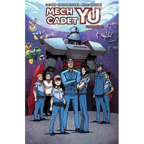 Mech Cadet Yu Vol. 3 - by  Greg Pak (Paperback) - image 1 of 1