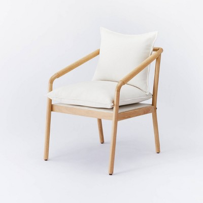Ventura Upholstered Accent Chair with Wood Frame - Threshold™ designed with Studio McGee