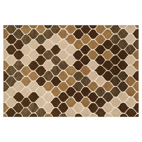 "Loloi Weston Accent Rug - Brown (2'3""X3'9"") - image 1 of 3"