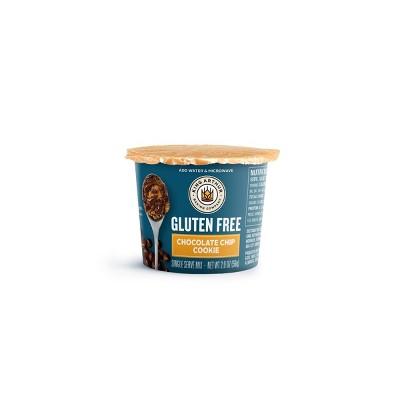 King Arthur Flour Gluten Free Chocolate Chip Cookie Single Serve Mix - 2oz