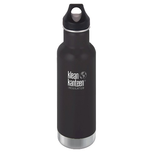 Klean Kanteen 20oz Insulated Portable Drinkware with Loop Cap - image 1 of 3