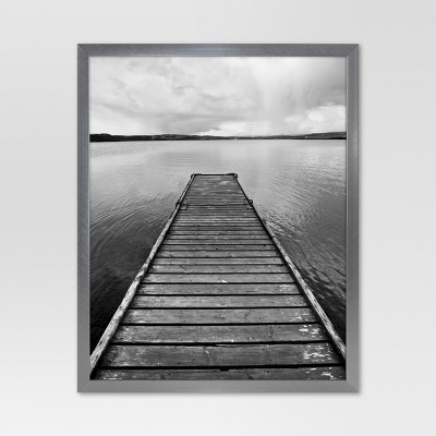 Metal Single Image Frame 8x10 - Gunmetal - Project 62™
