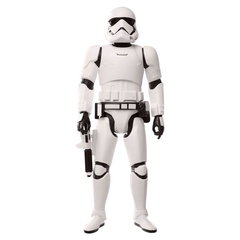 "Star Wars: The Last Jedi Stormtrooper Action Figure 18"" - image 1 of 11"