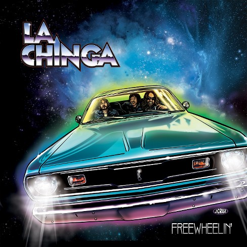 La chinga - Freewheelin (CD) - image 1 of 1