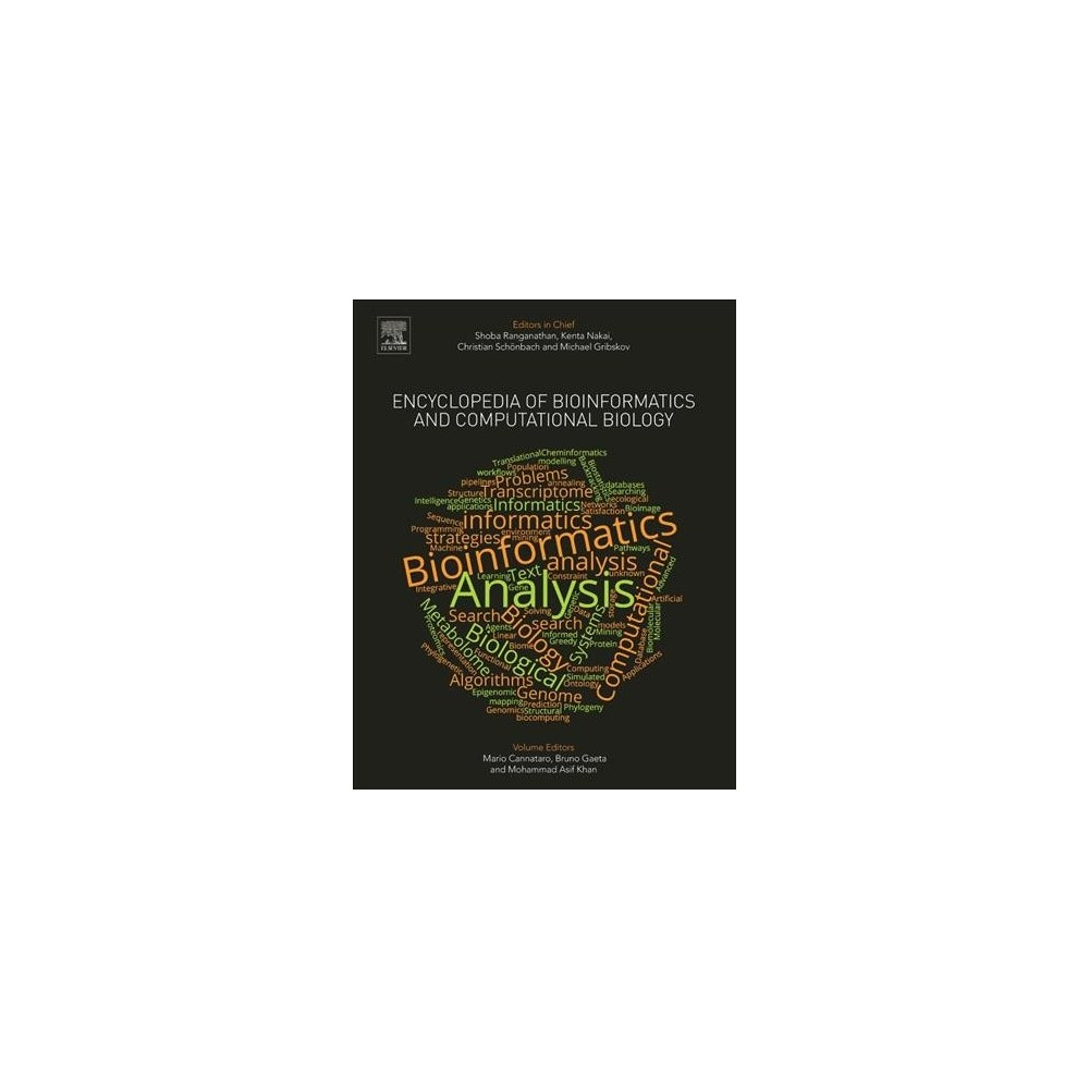 Encyclopedia of Bioinformatics and Computational Biology - 1 (Hardcover)