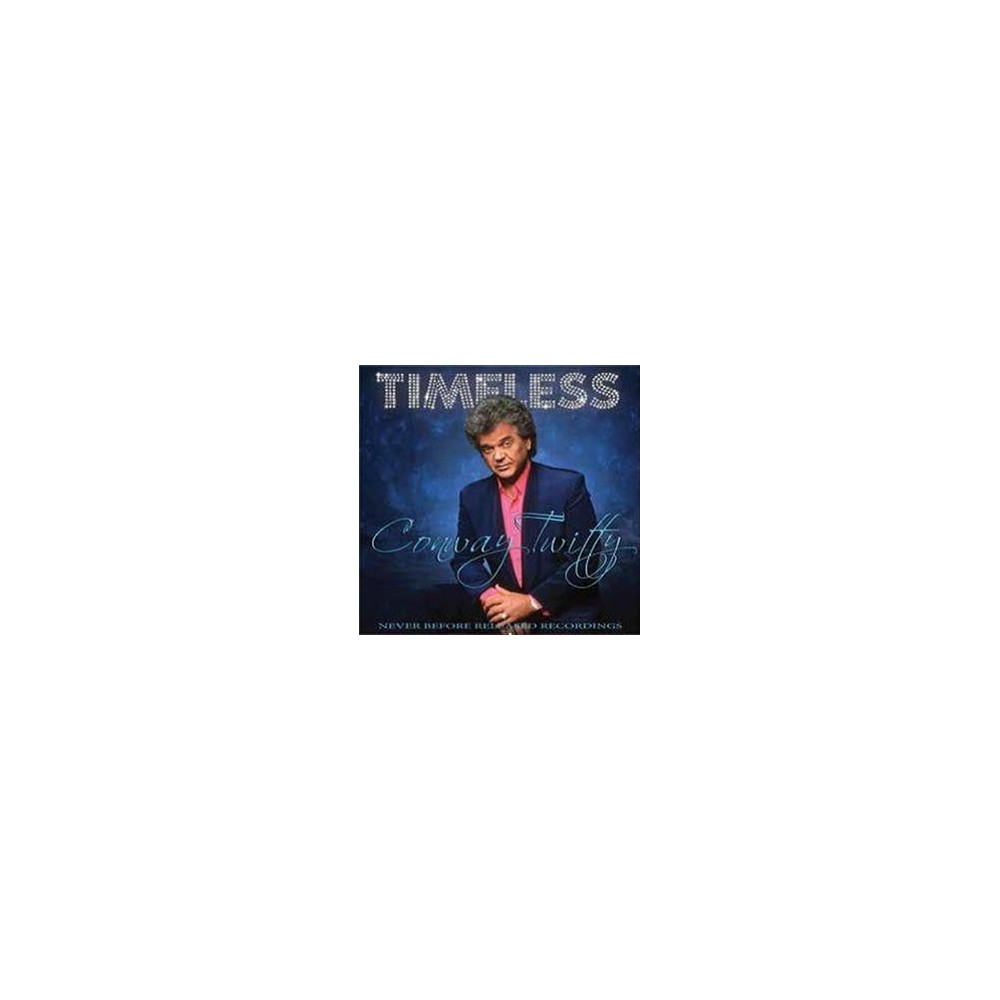 Conway Twitty - Timeless (CD)