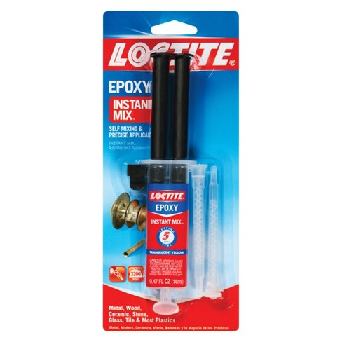 Loctite .47 fl oz Epoxy 5 Min Instant Mix - image 1 of 1