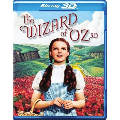 Wizard of Oz: 75th Anniversary (3D)(Blu-ray)