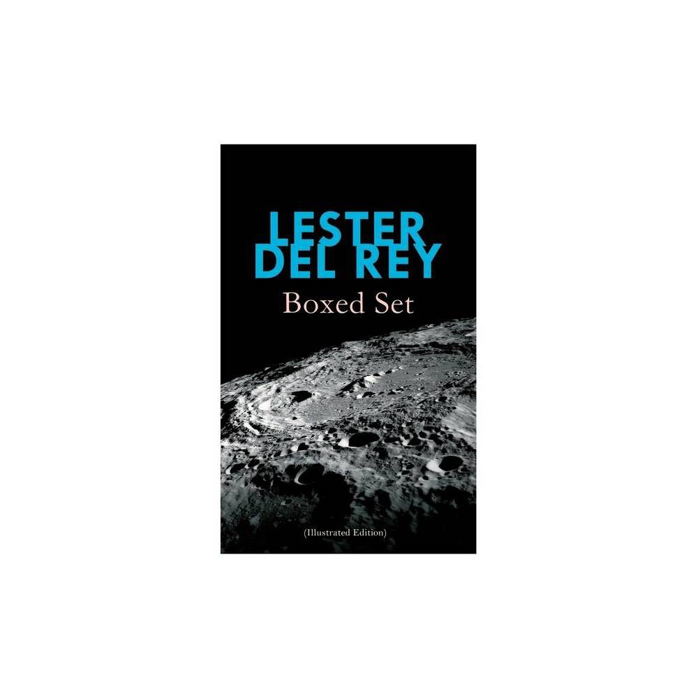 Lester Del Rey Boxed Set Illustrated Edition By Lester Del Rey Kelly Freas Rogers Paperback