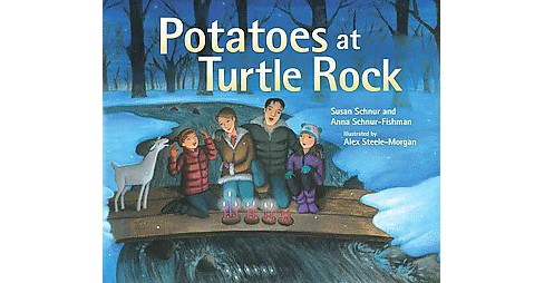 Potatoes at Turtle Rock (School And Library) (Susan Schnur & Anna Schnur-fishman) - image 1 of 1